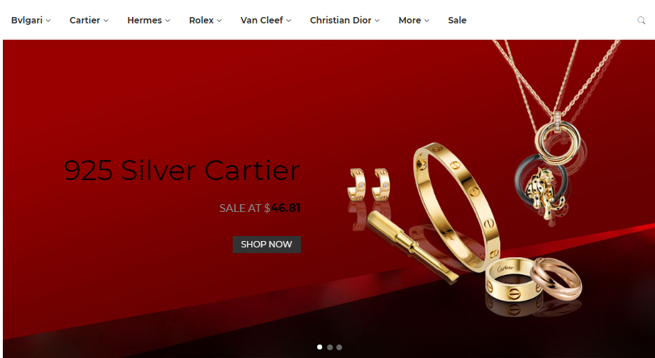 best replica jewelry websites USA