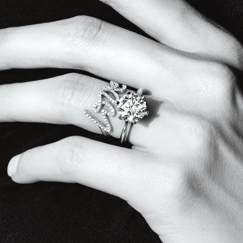 Tiffany Love ring for she